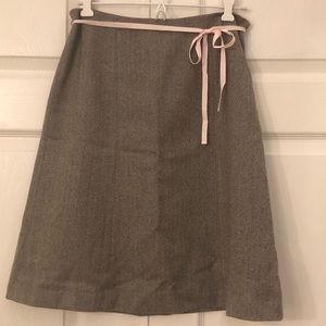 Banana Republic A-line Skirt, size 6, VGUC